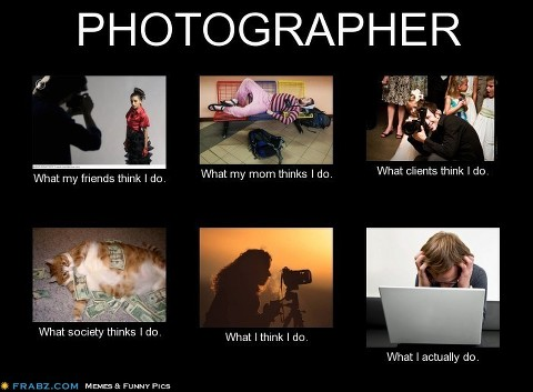 The Truth About Being A Photographer Green Tree Media Photography Online Journal